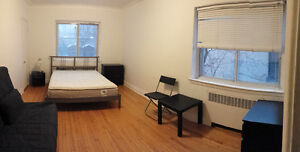 2.5 Apartment Available on May 1st, McGill Ghetto, +Heating fu