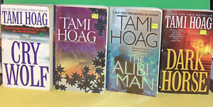 Lot of 4 Tami Hoag Paperback Pocket Novels Belleville Belleville Area image 2