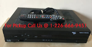 Rogers Cisco PVR 8642 HD Nextbox 2.0 Cable Box w/ HDMI output