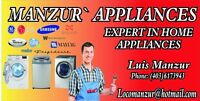Appliance repair Experto in home applance 403 617 3943
