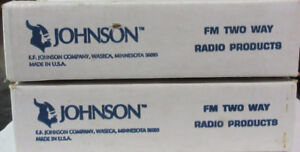 EF JOHNSON LTR TRUNKED TWO-WAY RADIO/RECIVER: 8640