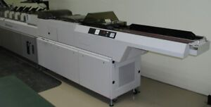 Pitney Bowes 8 Series 6 station mail inserter.  Model R406.