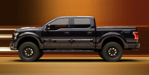 2017 Ford F-150 SuperCrew Shelby,Super Snake,Black Ops, FTX