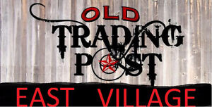 OLD EAST VILLAGE TRADING POST