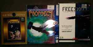 Vintage PC Games sold as a Lot