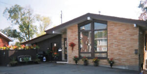West End Modern 3 Bed Home for Rent in Large Brick Triplex