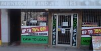 CHEQUEMATE PAWNBROKERS & JEWELLERS CLOSING SALE