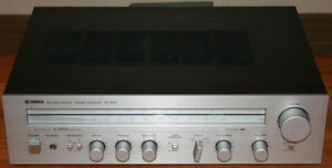 Yamaha Natural Sound Stereo Receiver Model R-300
