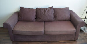 Very Clean Couch - Brown