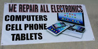 repair and sale unlock ,cell, computer,tablets,ipads, gps games
