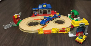 Train Set - Fisher Price Little People