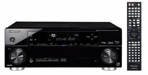 Pioneer VSX-920 Home Theater Audio/Video Receiver
