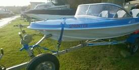 13ft speedboat package