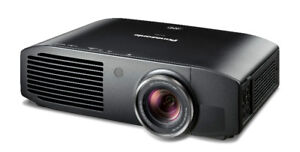 Panasonic PT-AE8000U 1080P LCD 3D Projector with 3D Glasses