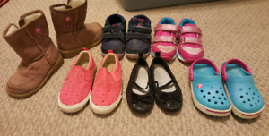 Girls Shoes 7T