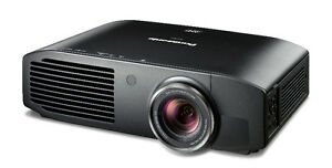 Panasonic Projector With 3D and Viera Link