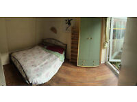 Double Room Available in a Lovely Flat with Garden