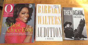 3 Books for $10.00