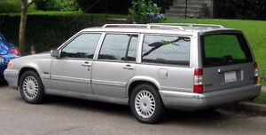 Wanted 1997 Volvo 960 Wagon or 1998 V90