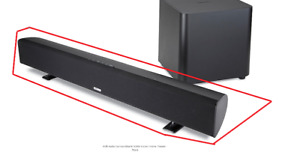 Wanted a Sound Bar, For a Polk Audio SDA Instant Home Theater