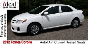 2012 Toyota Corolla   -Auto!--Air!--Cruise!--Heated Seats!-