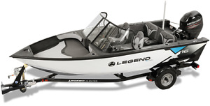 Looking for storage for 17' boat year around.