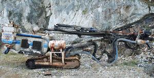 HCR9ES Furakawa Hydraulic Drill