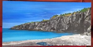 Painting of Middle Cove