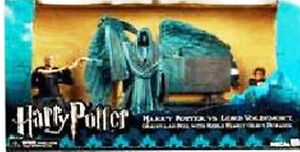 HARRY POTTER VS LORD VOLDEMORT - DIORAMA