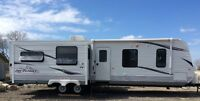 2011 - Jayco G2 RLDS - 35.6 FT with Double Super Slide Outs