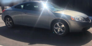 2007 PONTIAC G6 (93,000KM / TWO-DOOR / AUTOMATIC/ 8 TIRES)