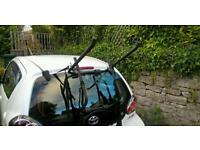 Hollywood rear mounted cycle rack