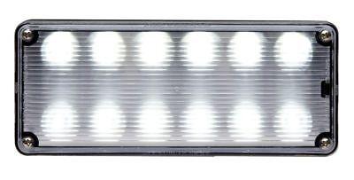 Whelen 70c0elzr 700 Series 12v Led Scene Light - Clear