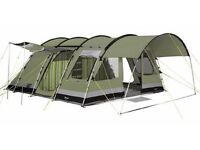 Outwell Bear Lake 6. Spacious polycotton tent purchased new March 2012. Excellent condition .