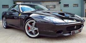 2003 Ferrari 575M 5.7 RHD F1 Maranello Fiorano Handling Package!