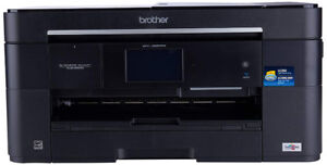Brother Color Printer Wireless with  Fax/Scanner (MFCJ5620DW)