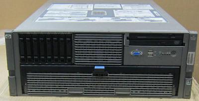 HP ProLiant DL585 G2 4 x Dual-Core 8218 2.6Ghz 64Gb Ram Rack Mount Server - Dl585 G2 Server