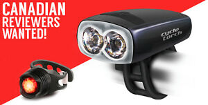 Reviewers Needed for Bike Lights! 100% FREE!!!