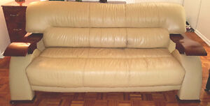 Couch - leather