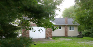 2 bedroom house with attached garage