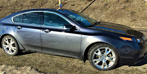 2014 Acura TL w/Elite Pkg Sedan