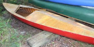 Cedar Strip Kayak - 15 ft Hand made Quality - Wood Ribbed