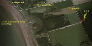 Oceanview Lot , North Carleton, PEI  ( REDUCED )