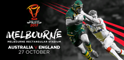 RUGBY WORLD CUP  AUSTRALIA V ENGLAND (OPENING) Southbank Melbourne City Preview
