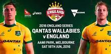 Qantas Wallabies Vs England Rugby @ AAMI Park - Corporate Suite Narre Warren South Casey Area Preview