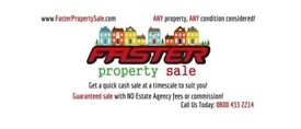 DO YOU NEED TO SELL YOUR HOUSE?