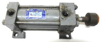 Miller Fluid Power Pnuematicair Cylinder Model 72 250psi 2 Bore 3 Stroke