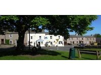 MANAGEMENT COUPLE - Head Chef & FOH Required for a Country Pub with Accommodation