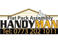 FlatPack Furniture Assembly Services/Assembler/Handyman/Door Fitter/Carper Fitter/Curtain /Blinds