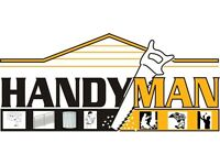 Handyman Services no job too big or small! Professional service